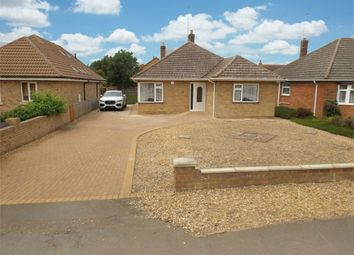 Thumbnail 2 bedroom detached bungalow for sale in Peterborough Road, Crowland, Peterborough, Lincolnshire