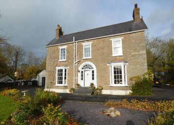 Thumbnail 9 bed property for sale in Denbigh Road, Afonwen, Mold