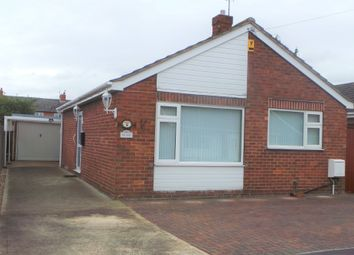 Thumbnail 2 bed detached bungalow for sale in St. Crispins Close, North Hykeham, Lincoln