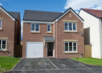 Thumbnail 4 bedroom detached house for sale in Coningsby Crescent, Cramlington