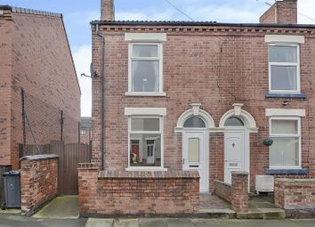 Thumbnail 2 bed end terrace house for sale in Kirkwhite Avenue, Long Eaton, Nottingham