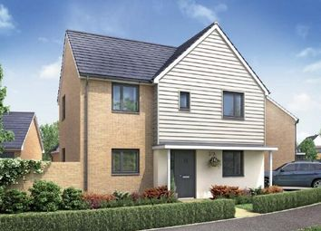 "Thumbnail 3 bed detached house for sale in ""The Heath Special "" at Fields Road, Wootton, Bedford"