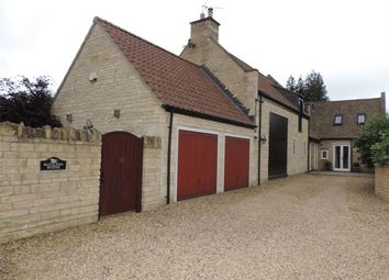 Thumbnail 4 bed detached house to rent in The Old Stackyard, Pilsgate, Stamford, Lincolnshire