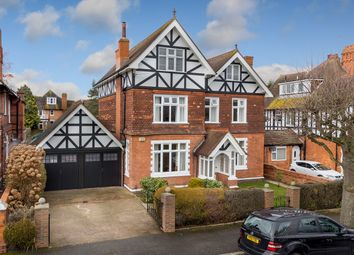 Thumbnail 6 bed detached house for sale in Radnor Park West, Folkestone