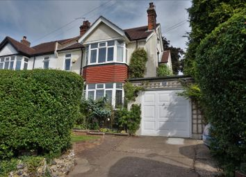 Thumbnail 5 bed semi-detached house for sale in Fairdene Road, Coulsdon