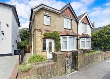 Thumbnail 3 bed semi-detached house for sale in Croydon Road, Caterham, Surrey, .