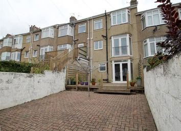 Thumbnail 3 bed terraced house for sale in Ridge Park Avenue, Plymouth, Plymouth