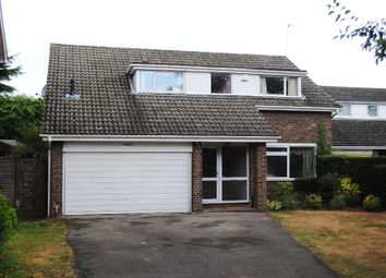 Thumbnail 4 bed property to rent in Woodham, Addlestone, Surrey