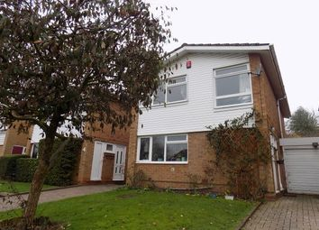 Thumbnail 3 bed detached house to rent in Chancellors Close, Edgbaston, Birmingham