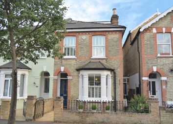Thumbnail 4 bed semi-detached house for sale in Shortlands Road, Kingston Upon Thames
