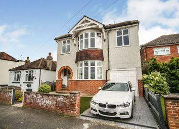 4 bed detached house for sale in Havelock Road, Dartford DA1