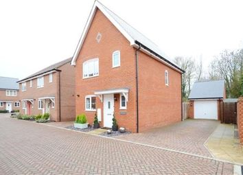 Thumbnail 3 bed link-detached house for sale in Roe Gardens, Three Mile Cross, Reading