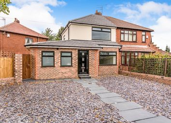 3 bed semi-detached house for sale in Kent Road, Denton, Manchester M34