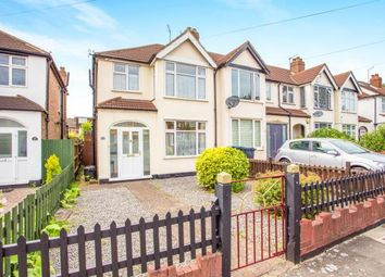 Thumbnail 3 bed end terrace house for sale in Barmouth Avenue, Perivale, Greenford, Middlesx