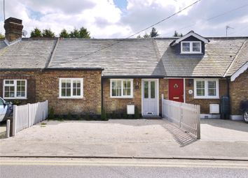 Thumbnail 3 bed terraced bungalow for sale in The Briars, Ongar Road, Kelvedon Hatch, Brentwood