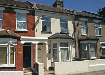 Thumbnail 3 bedroom terraced house to rent in Granville Road, Gravesend