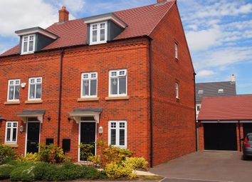 Thumbnail 3 bedroom property to rent in Barnards Way, Kibworth Harcourt, Leicester