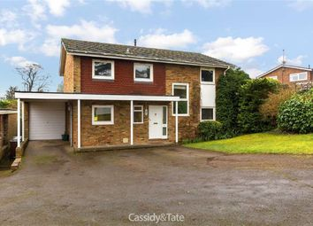 Thumbnail 4 bedroom detached house for sale in Ash Grove, Wheathampstead, Hertfordshire