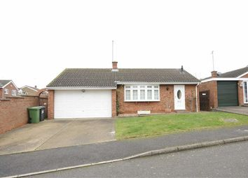 Thumbnail 3 bed detached bungalow for sale in Lowick Close, Wellingborough