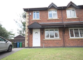 Thumbnail 3 bed semi-detached house to rent in Twinegate, Rochdale, Greater Manchester