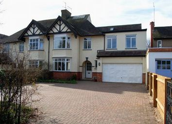 Thumbnail 6 bed semi-detached house for sale in Church Way, Weston Favell, Northampton