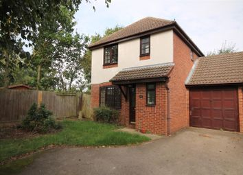 Thumbnail 3 bed link-detached house to rent in Kipling Close, Stamford