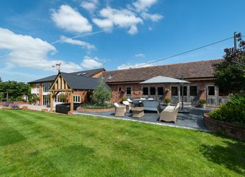 Thumbnail 4 bed detached house for sale in Back Lane, Shrewley, Warwick, Warwickshire