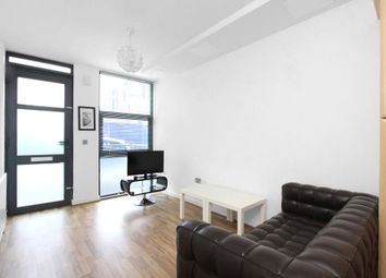 Thumbnail 1 bed flat to rent in Manilla Street, Canary Wharf, London