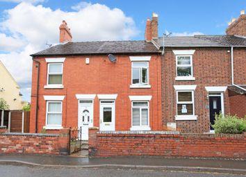 Thumbnail 2 bed terraced house for sale in Church Street, Hadley, Telford