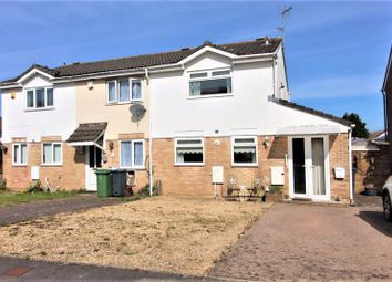 Thumbnail 2 bed end terrace house for sale in Traherne Drive, Michaelston-Super-Ely, Cardiff