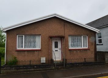 Thumbnail 3 bed detached bungalow for sale in William Street, Brynna, Pontyclun