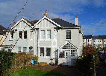 Thumbnail 4 bed semi-detached house for sale in St Annes Road, Babbacombe, Torquay
