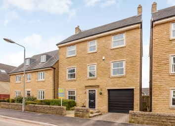 Thumbnail 4 bed detached house for sale in Ovenden Wood Road, Halifax
