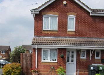 Thumbnail 3 bed property for sale in Newbury Close, Catshill, Bromsgrove