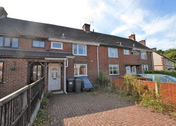 Thumbnail 3 bed terraced house for sale in Highfield Road, Ashbourne