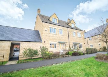 Thumbnail 4 bed semi-detached house for sale in Matthews Walk, Cirencester