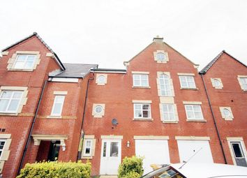 Thumbnail 3 bed town house to rent in Coppice Close, Lostock, Bolton
