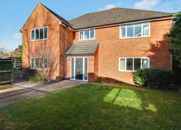 Thumbnail 4 bed detached house for sale in Northfold Close, Shrivenham, Oxfordshire