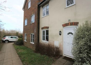 Thumbnail 3 bed terraced house to rent in Nightingale Close, Polegate, East Sussex