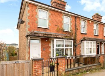 Thumbnail 2 bed end terrace house for sale in Leas Road, Guildford, Surrey