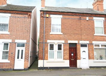 Thumbnail 2 bed terraced house for sale in Byron Street, Daybrook, Nottingham