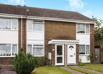 Thumbnail 2 bed terraced house for sale in Mortimer Way, North Baddesley, Southampton