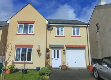 Thumbnail 4 bed detached house for sale in Tregorrick View, St Austell, Cornwall