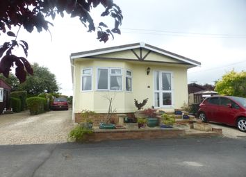 Thumbnail 2 bed mobile/park home for sale in Sledge Green, Upper Pendock, Malvern