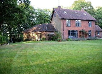 Thumbnail 5 bedroom detached house for sale in Folgate Lane, Old Costessey, Norwich
