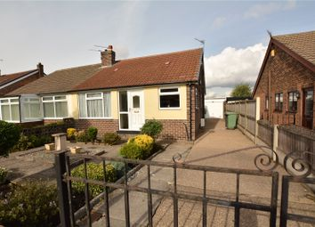 Thumbnail 2 bed bungalow for sale in Temple Court, Rothwell, Leeds, West Yorkshire