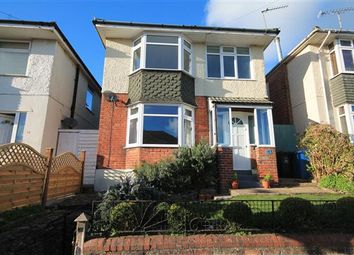 Thumbnail 3 bedroom semi-detached house to rent in Courthill Road, Parkstone, Poole