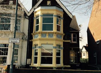 Thumbnail 2 bedroom flat to rent in London Road, Portsmouth