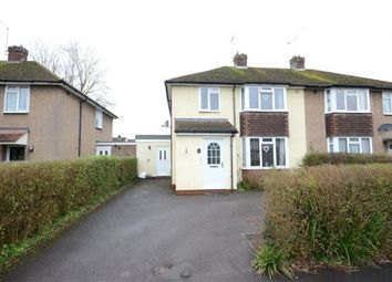 Thumbnail 3 bed semi-detached house for sale in Blackthorn Crescent, Farnborough, Hampshire