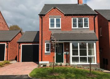 Thumbnail 3 bed detached house for sale in Plot 31 Chilcote, The Meadows, Hill Ridware, Rugeley